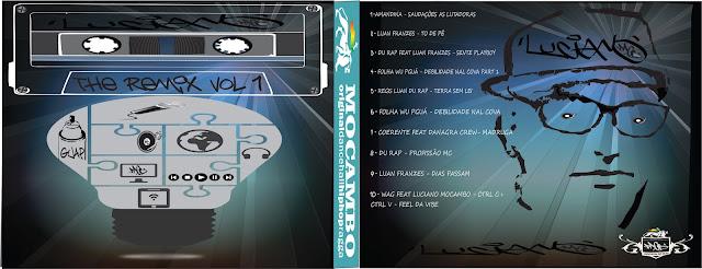 DJ Luciano Mocambo lança mixtape com remix de musicas de artistas da cena paranaense