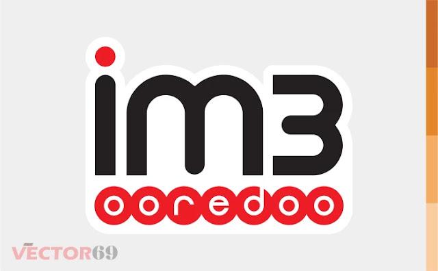 Logo im3 Ooredoo - Download Vector File AI (Adobe Illustrator)