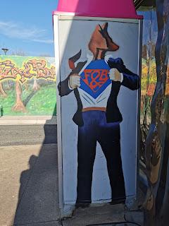 Farrer Street Art