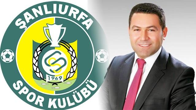 Şanlıurfaspor Başkanı istifa ediyor
