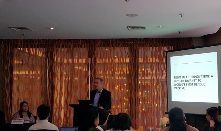 WHO : On Using Sanofi Pasteur #Dengue Vaccine in endemic