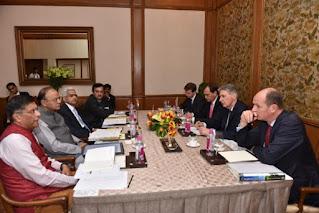 4th India -Swiss Financial Dialogue