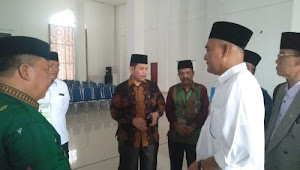 Tim Komisi 8 DPR RI : Kemenag RI Copot Kakanwil Kemenagsu& Ka UPT Ahmed