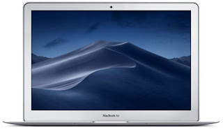 Apple MacBook Air (13-inch Previous Model 8GB RAM 128GB Storage 1.8GHz Intel Core i5) – Silver