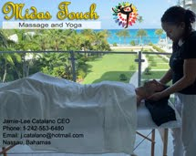 Midas Touch Massage & Yoga