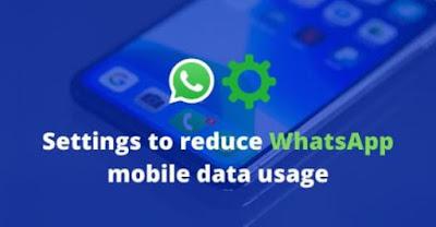 أفضل, حل, ممكن, لتقليل, استخدام, الواتساب, لبيانات, الهاتف