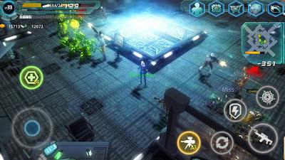 Alien Zone Raid Full Hack
