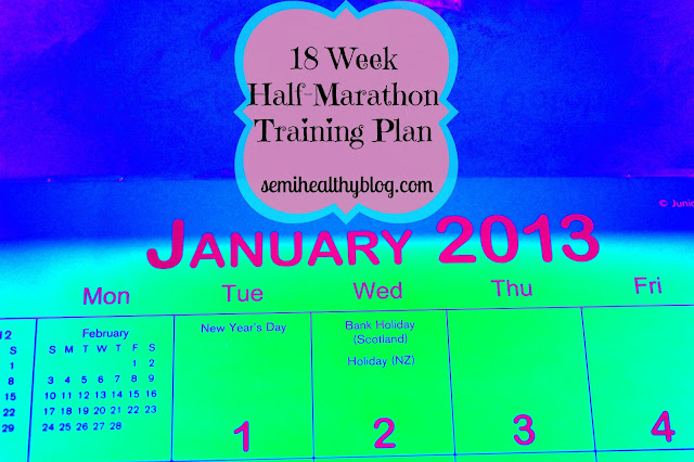{Fitness Friday #2} 18 Week Half-Marathon Training + Cold Weather Running