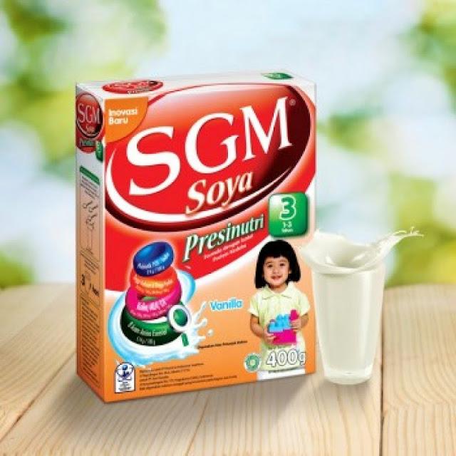 harga susu formula anak
