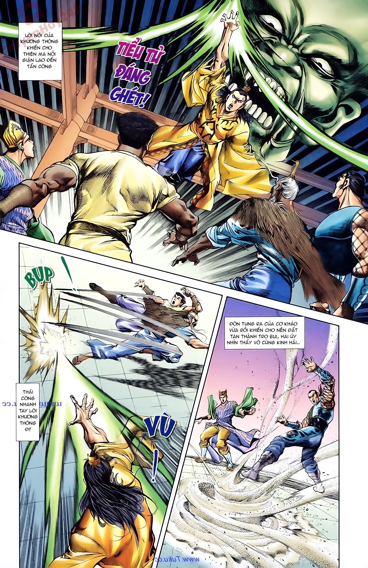 Cơ Phát Khai Chu Bản chapter 75 trang 23
