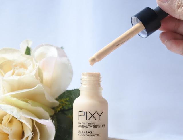 Pixy Stay Last Serum Foundation