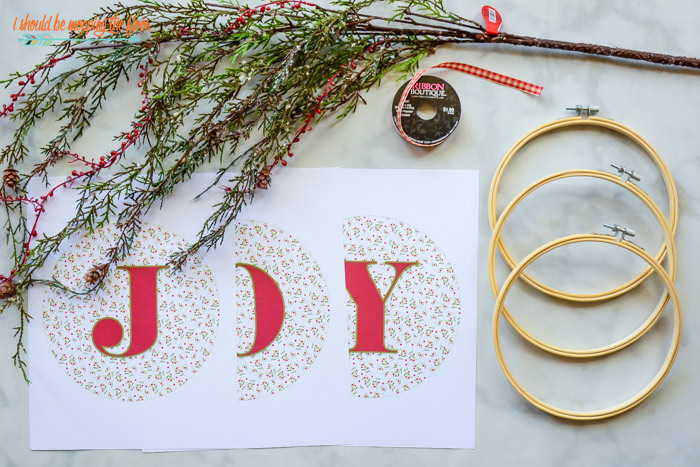 JOY Holiday Craft