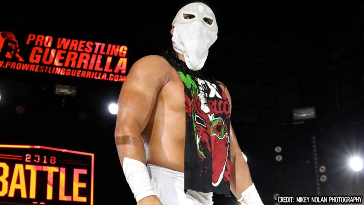 Bandido e Ultimo Guerrero testaram positivo para o COVID-19