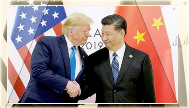 حروب خفية بين الصين وامريكا
