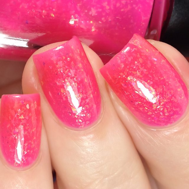 Lollipop Posse Lacquer-Oh Frabjous Day