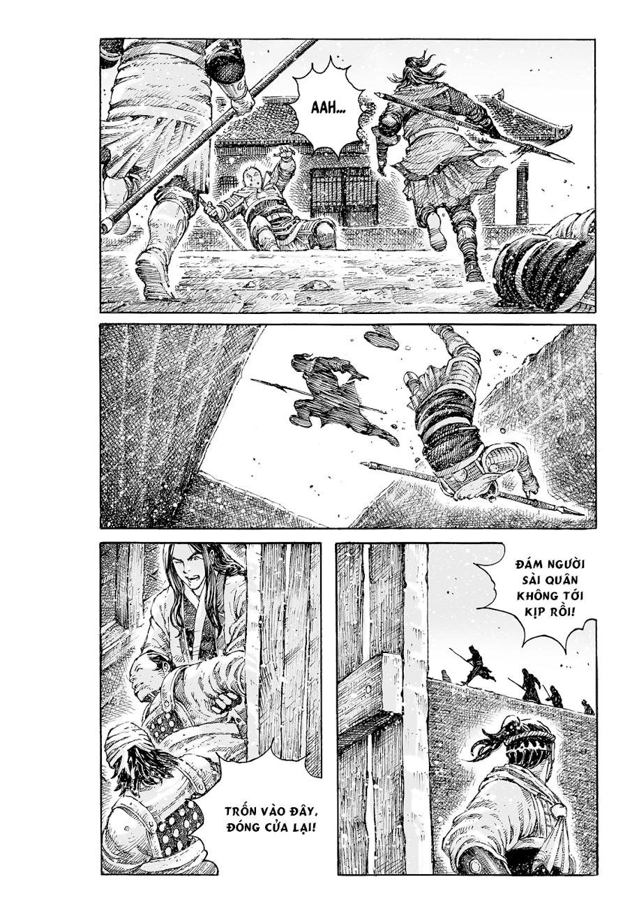 Hỏa phụng liêu nguyên Chương 536: Chí nhu chí cương trang 22