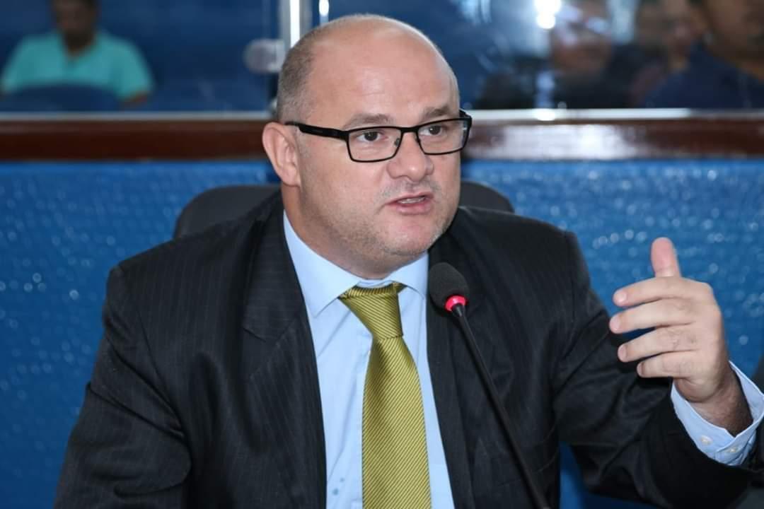 PSD continua com Nélio, diz Alysson, após sigla deixar a base do governo Helder