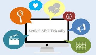 kiat-kiat menulis artikel SEO untuk Blog