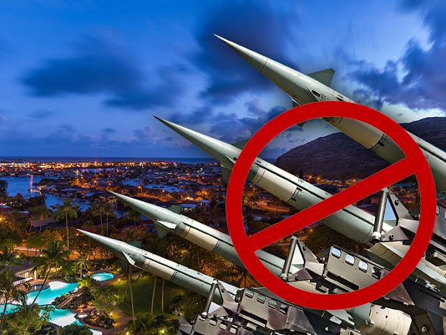 Τα 38 λεπτά πανικού στη Χαβάη! Τι έκανε ο κόσμος όταν έμαθε ότι δέχεται επίθεση