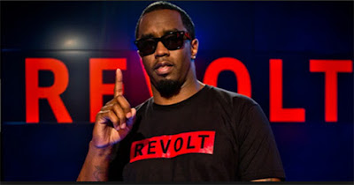 P. Diddy, owner of REVOLT