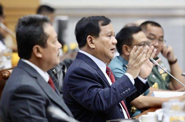 Menhan Prabowo Minta Guru Ceritakan Kejamnya Pemberontakan PKI kepada Siswa