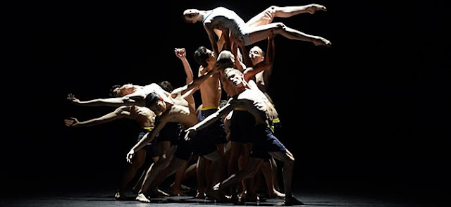 """""""From Zurich with Love"""" at Dance Fest Skopje"""