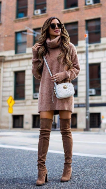 cute simple winter outfits