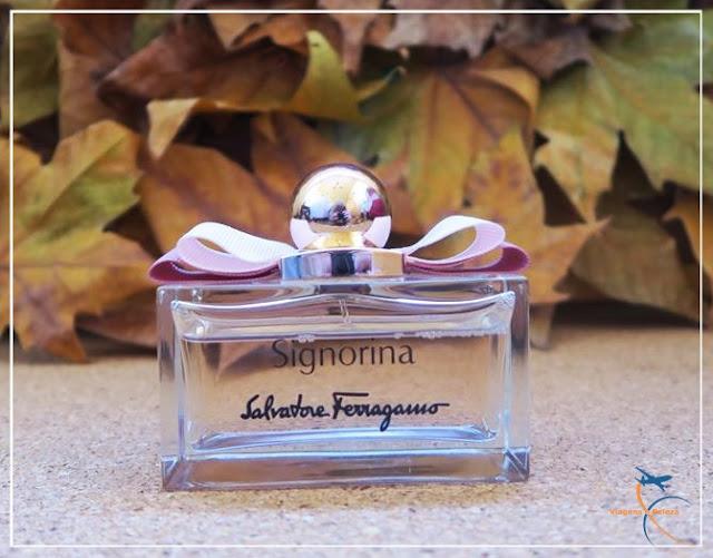 Perfume Signorina EDP - Salvatore Ferragamo