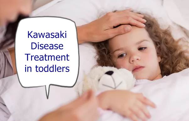 Kawasaki Disease in toddlers