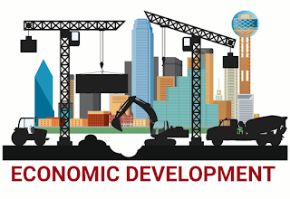 ECONOMIC DEVELOPMENT,  IMPORTANT, ROLE, GOAL