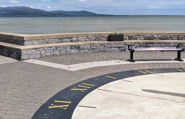 Pitstop in Blackrock County Louth on a Carlingford Lough Road Trip in Ireland