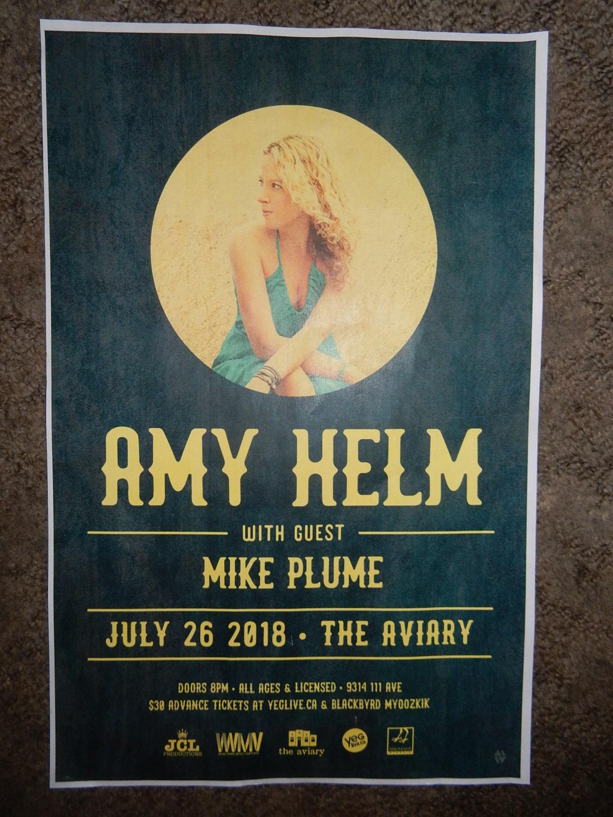 ACIDICA's Site: Amy Helm Live in Edmonton July 26th 2018