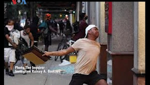 Kerusuhan Bernuansa SARA di AS - VOA untuk Buser SCTV