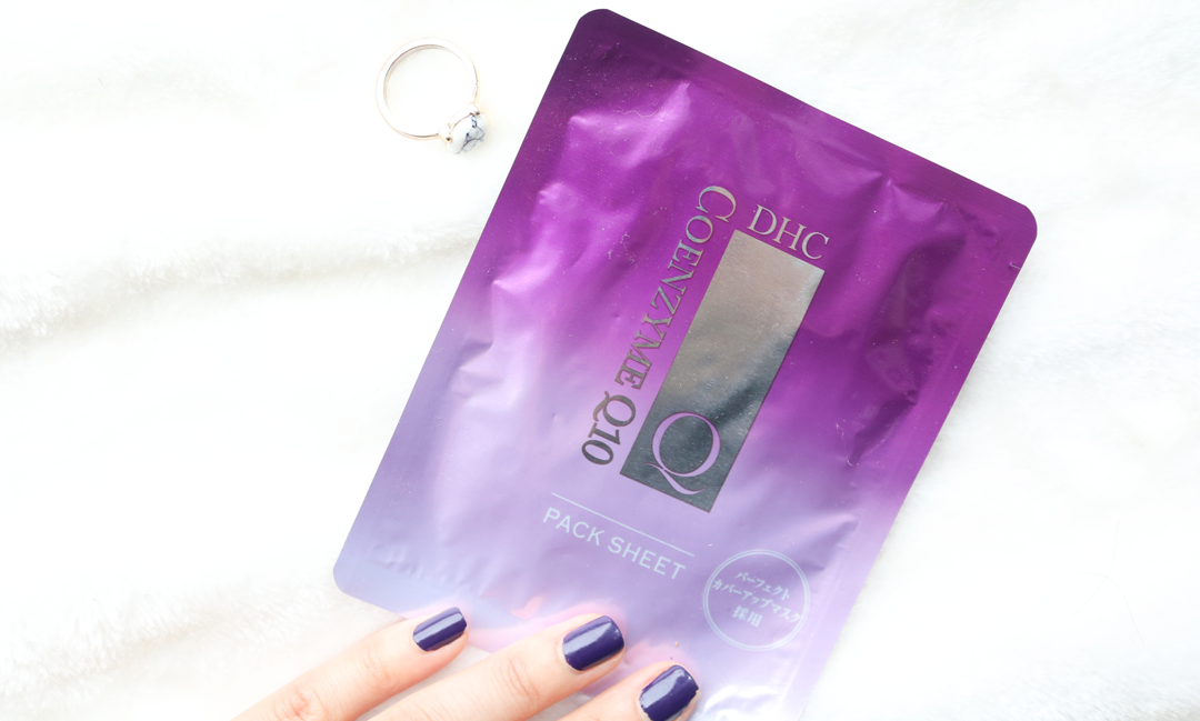 DHC Coenzyme Q10 Sheet Mask