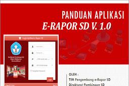Aplikasi e-Raport SD Terintegrasi Dapodik