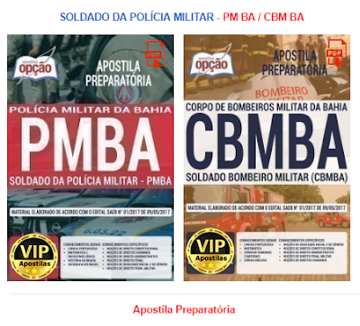 apostila soldado da PMBA 2019 PDF - Download
