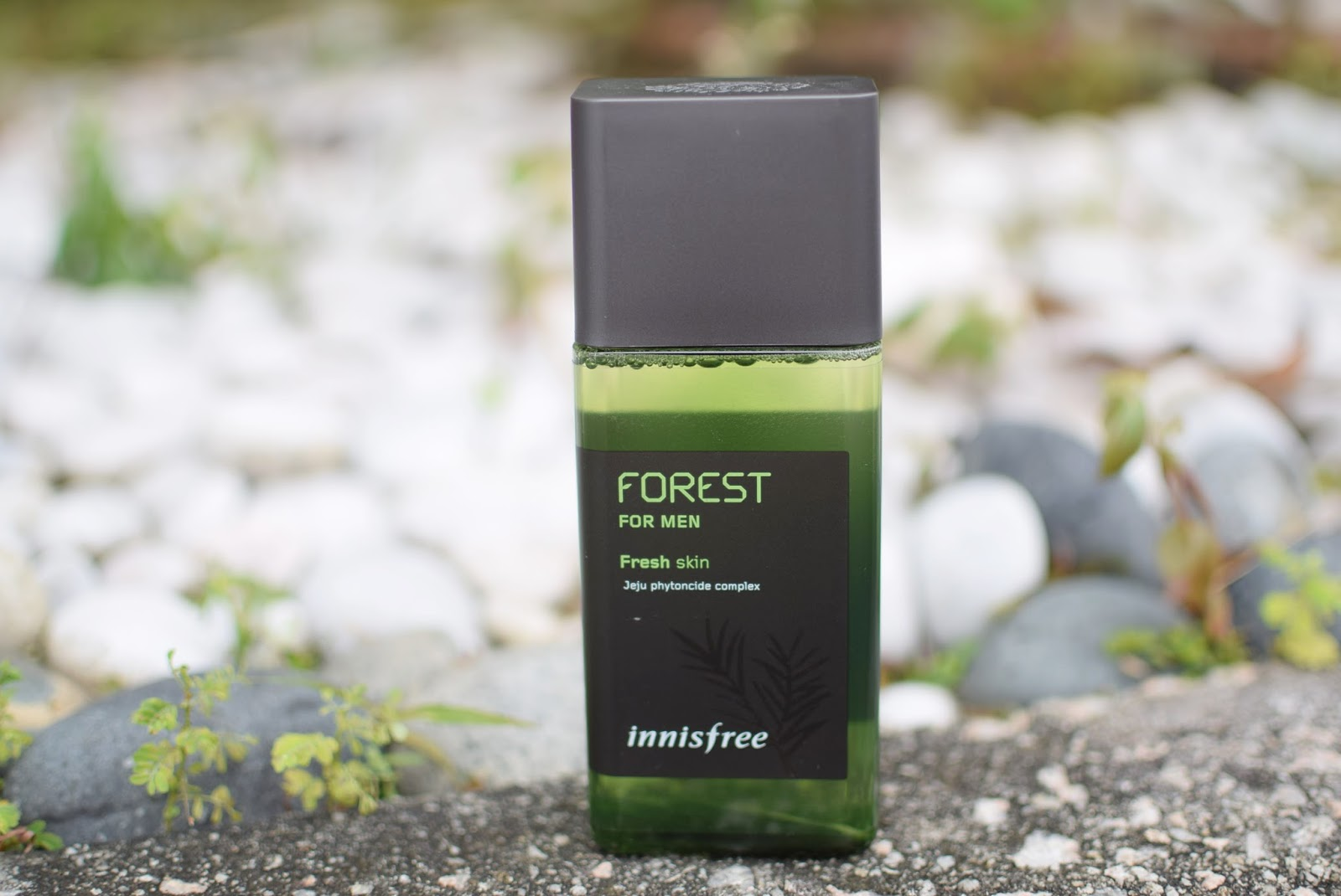 Image result for Innisfree Forest For Men Fresh Skin toner