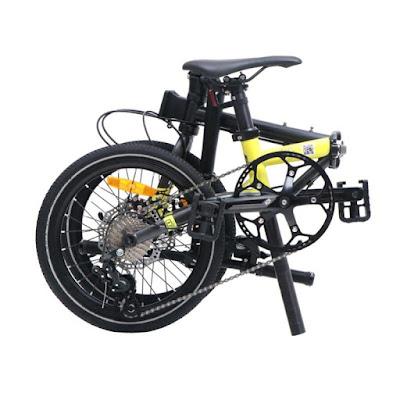 Review-Sepeda-Lipat-Element-Troy-Terbaru-Seri-2020
