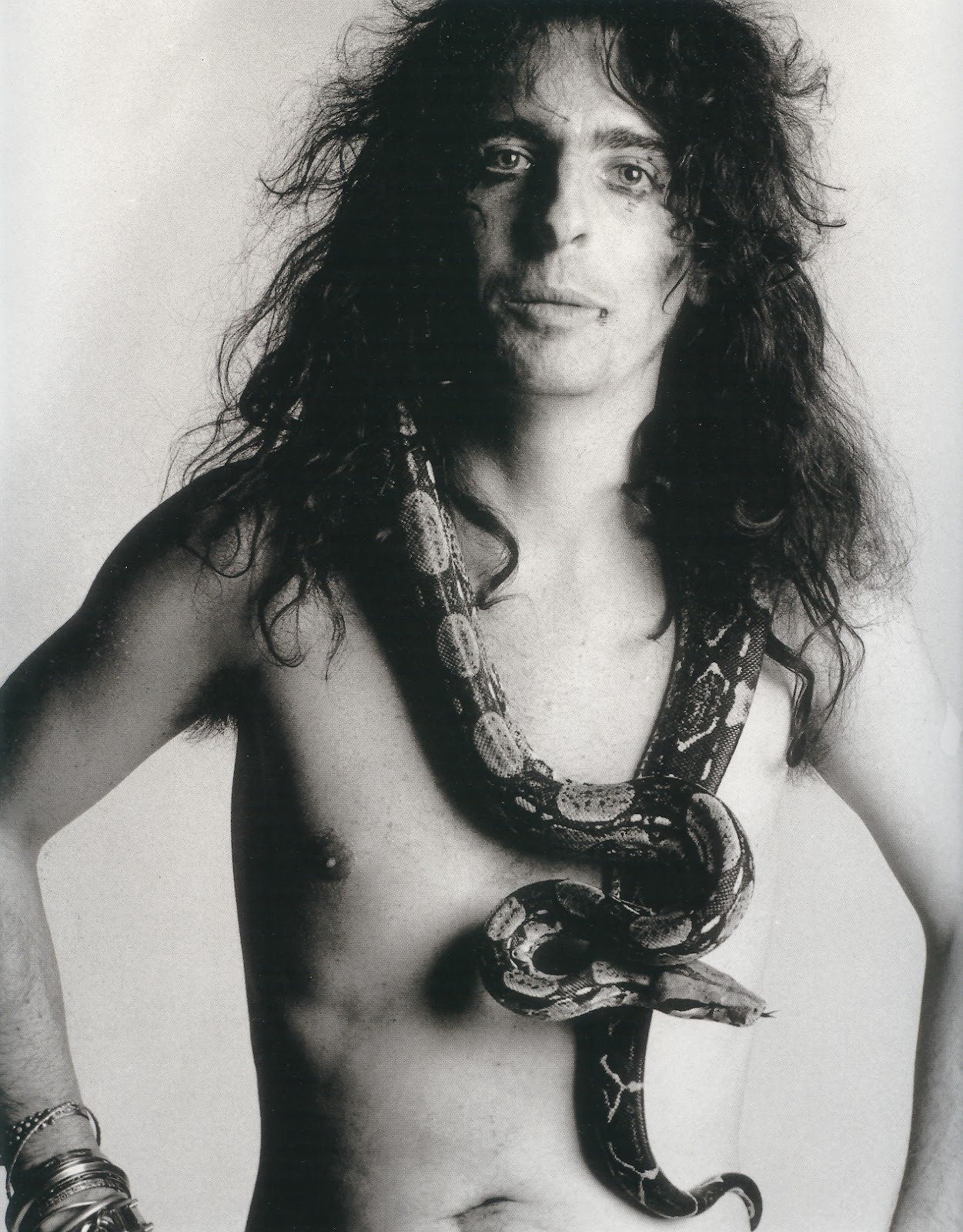 Alice Cooper Music N 39 More Swinging London Photographer David Bailey