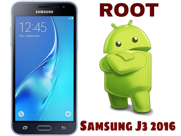 Cara Root Dan Install Twrp Recovery Samsung J3 (2016) Sm-J320g