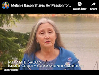 About Melanie Bacon