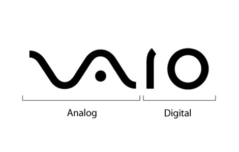 logo of VAIO by Sony