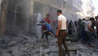 Lebih Dari 850 Petugas Kesehatan Gugur Dalam Perang Suriah