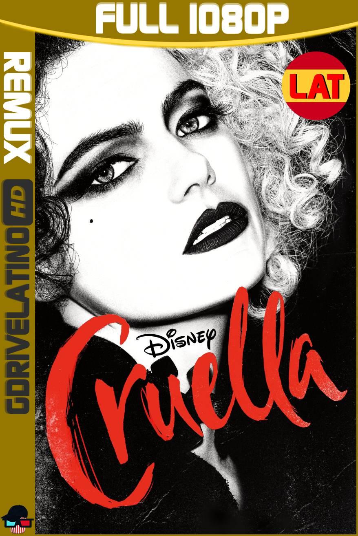 Cruella (2021) BDRemux 1080p Latino-Ingles MKV
