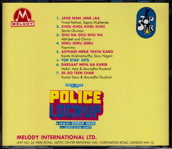 Download   Police Lockup [1995-MP3-VBR-320Kbps] Review