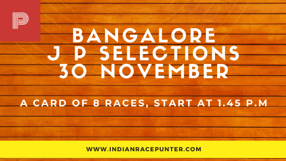 Jackpot Selections by indianracepunter, free indian horse racing tips, indiarace