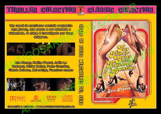 Ópalo de fuego Mercaderes del sexo (1980)