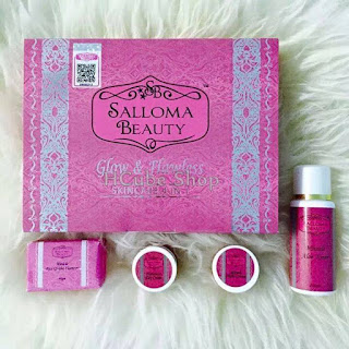 SALLOMA BEAUTY SKINCARE 4IN1