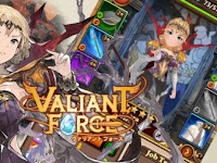 Valiant Force v1.4.0 Mod Apk (God Mode) Terbaru