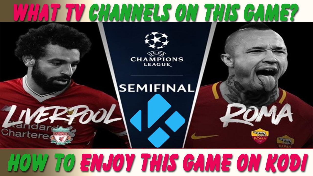 Liverpool Roma Live Stream